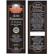 Olio Costa-lorenzo costa fu eugenio-prodotti-acquista online-specialità gastronomiche-aceto balsamico-etichetta-genova-italia