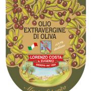 Olio Costa-lorenzo costa fu eugenio-prodotti-acquista online-olio extravergine oliva-mosto saporito-etichetta-genova-italia