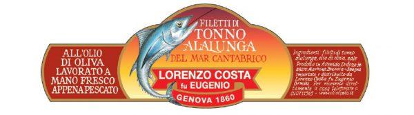 filetti di tonno alalunga