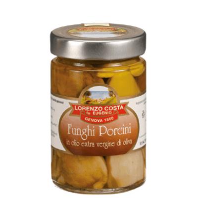 olio costa-lorenzo costa fu eugenio-olio di oliva-extravergine-prodotto italiano-finghi porcini