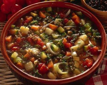 Olio Costa-lorenzo costa fu eugenio-olio-prodotto italiano-ricette-ricettario-minestrone alla genovese-genova-italia