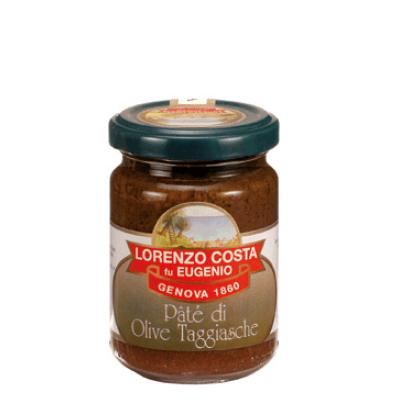 olio costa-lorenzo costa fu eugenio-prodotti-olio di oliva-extravergine-specialità gastronomiche-patè di olive taggiasche