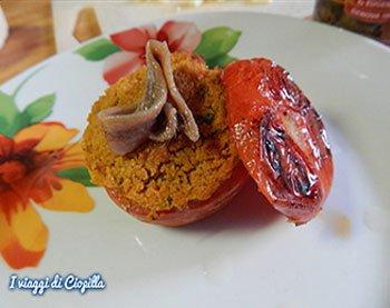 Olio Costa-lorenzo costa fu eugenio-olio-prodotto italiano-ricette-ricettario-genova-italia-pomodori estivi ripieni