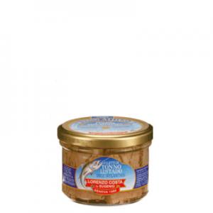 olio costa-filetto di tonno listado-olio di oliva-specialità gastronomiche-tonno listado piccolo-italia-genova